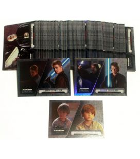 Star Wars Evolution - Trading Cards Base Set