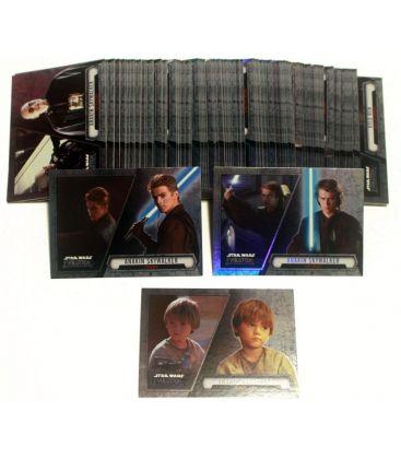 Star Wars Evolution - Trading Cards Base Set