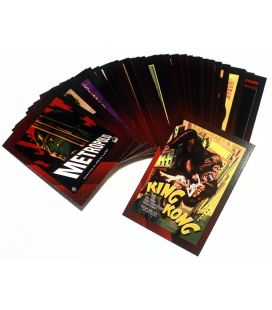 Classic Sci-Fi and Horror Posters - 49 Trading Cards Base Set