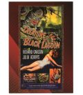 Classic Sci-Fi and Horror Posters - Chase Card 3C (Creature of the Black Lagoon)