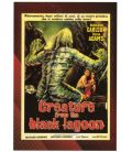 Classic Sci-Fi and Horror Posters - Chase Card 5C (Creature of the Black Lagoon)