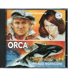 Orca - Soundtrack by Ennio Morricone - CD