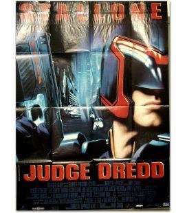 """Judge Dredd - 47"""" x 63"""""""