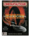 Cinefantastique Magazine - January 1999 - US Magazine with Star Trek Insurrection