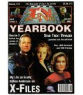 TV Zone Yearbook N°19 - Décembre 1995 - Magazine anglais avec X-Files