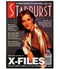 Starburst N°206 - Octobre 1995 - Magazine anglais avec Gillian Anderson