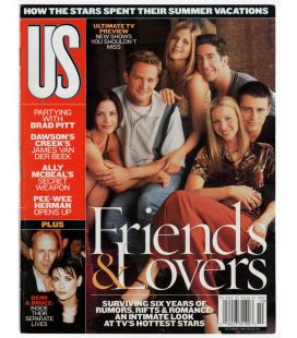 US Magazine N°261 - October 1999 - US Magazine with Freinds