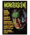 Monsterscene N°3 - Automne 1994 - Magazine américain avec Dracula