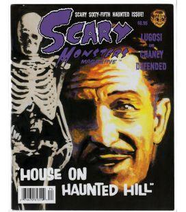 Scary Monsters N°65 - Janvier 2008 - Magazine américain avec Vincent Price