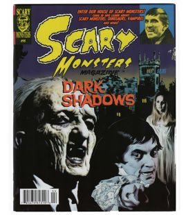 Scary Monsters N°95 - Janvier 2015 - Magazine américain avec Dark Shadows