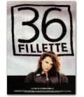 """36 fillette - 47"""" x 63"""" - French Poster"""