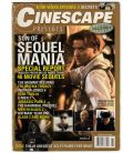 Cinescape Magazine - 2001 Special Collector's Issue - US Magazine with Brendan Fraser