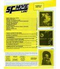 SF Movieland N°30 - Juin 1985 - Ancien magazine américain avec la série TV V