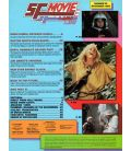 SF Movieland Magazine N°35 - Vintage November 1985 issue with Daryl Hannah
