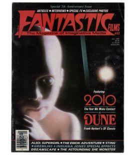 Fantastic Films N°43 - Janvier 1985 - Ancien magazine américain avec 2010