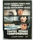 """Toutes peines confondues - 47"""" x 63"""" - Affiche française"""