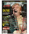 Enterprise Incidents N°27 - Mars 1985 - Ancien magazine américain avec Dune