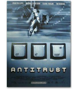 "Antitrust - 16"" x 21"""