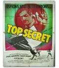 "Top Secret - 47"" x 63"" - French Poster"