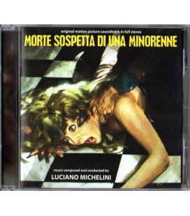 The Suspicious Death of a Minor - Trame sonore de Luciano Michelini - CD