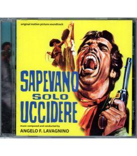 Seul contre les mercenaires - Trame sonore de Angelo F. Lavagnino - CD