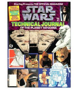 Star Wars, Technical Journal of the Planet Tatooine