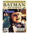 Batman le défi - Magazine poster officiel N°2 avec le Pingouin - 1995