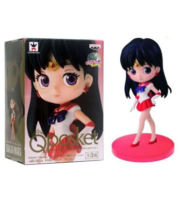 Sailor Moon - Sailor Mars - Petite figurine manga Q Posket
