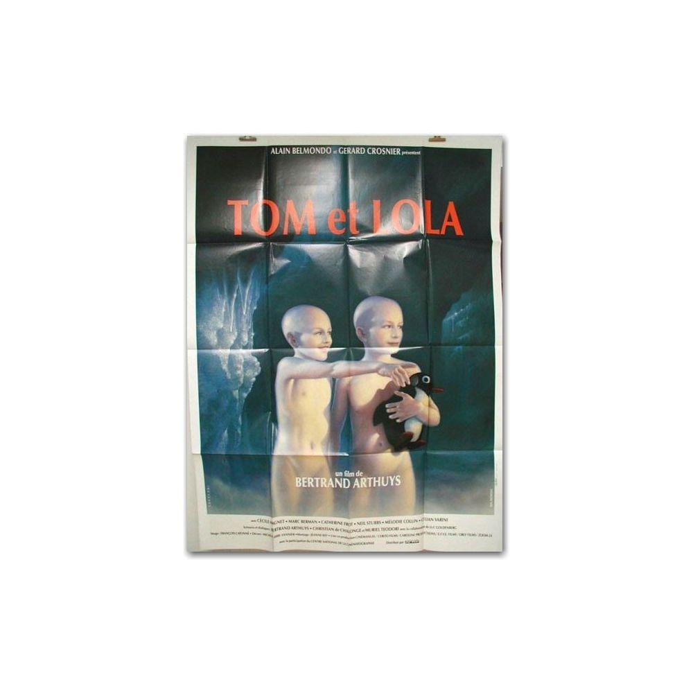 Tom et Lola - 47 x 63 - Affiche française - Cinéma Passion