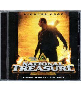 Benjamin Gates et le trésor des templiers - Trame sonore de Trevor Rabin - CD usagé