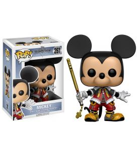 Kingdom Hearts - Mickey - Figurine Pop!