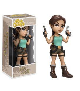 "Tomb Raider - Lara Croft - Figurine Rock Candy de 5"""