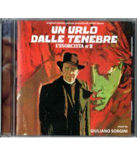 Hurlements dans les ténèbres - Trame sonore de Giuliano Sorgini - CD usagé