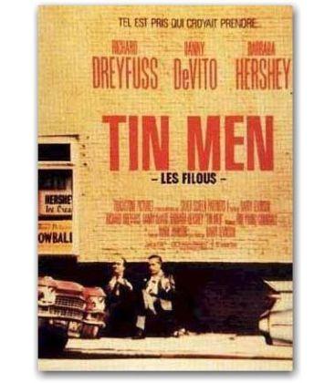"""Tin Men - 47"""" x 63"""""""