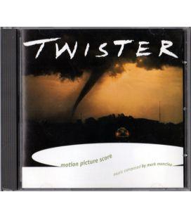 Twister - Trame sonore de Mark Mancina - CD usagé (Score)