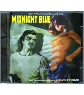 Midnight Blue - Soundtrack by Stelvio Cipriani - Used CD