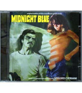 Midnight Blue - Soundtrack by Stelvio Cipriani - Used CD