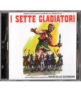 Gladiators 7 - Soundtrack by Marcello Giombini - Used CD