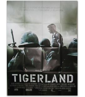 "Tigerland - 47"" x 63"""