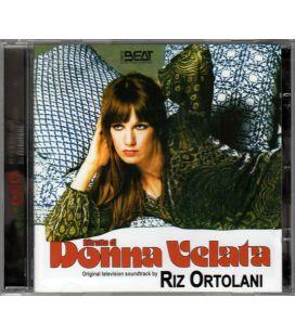 Ritratto di Donna Velata - Soundtrack by Riz Ortolani - Used CD