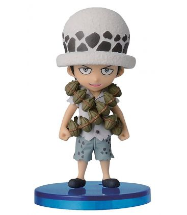 One Piece - Trafalgar, History of Law (Childhood) - Figurine manga 2""