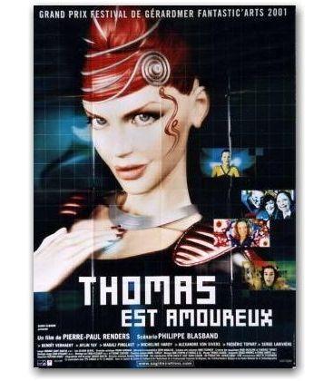 """Thomas est amoureux - 47"""" x 63"""""""