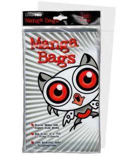 Manga bags - Pack of 100