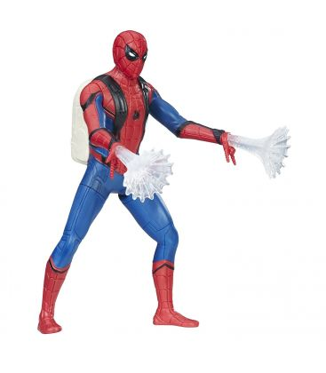 """Spider-Man Home Coming - 6"""" Action Figure Lights Up"""