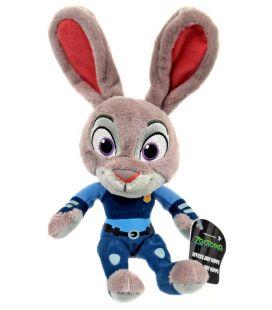 "Zootopia - Officier Judy Hopps - Peluche de 9"""