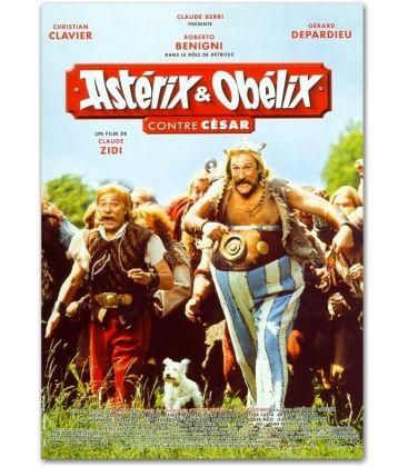 "Astérix et Obélix contre César - 16"" x 21"""