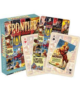 Frontier Classics - Jeu de cartes sur les western