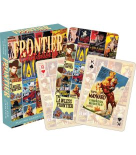 Frontier Classics - Playing Cards with classics westerns