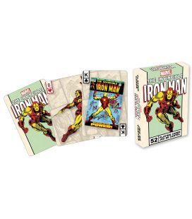 L'Invincible Iron Man - Jeu de cartes (Version bande dessinée)
