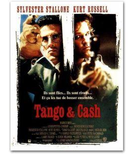 """Tango et Cash - 47"""" x 63"""""""